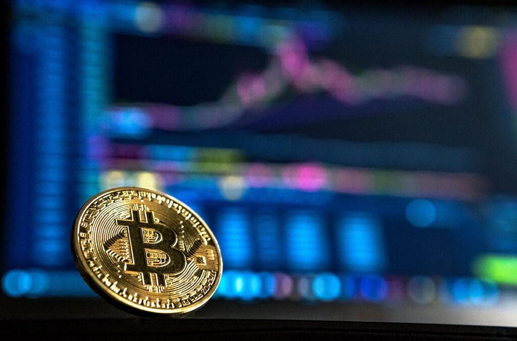 Mit første køb af bitcoin