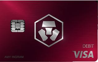 crypto.com ruby red kort