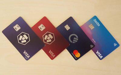 Sådan får du mest ud af dit Crypto.com cashback kort